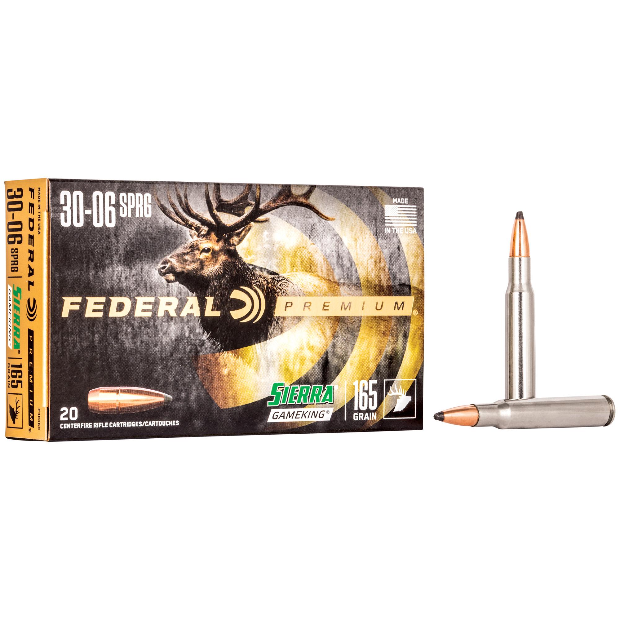 Fed Prm 3006 165gr Btsp 20/200