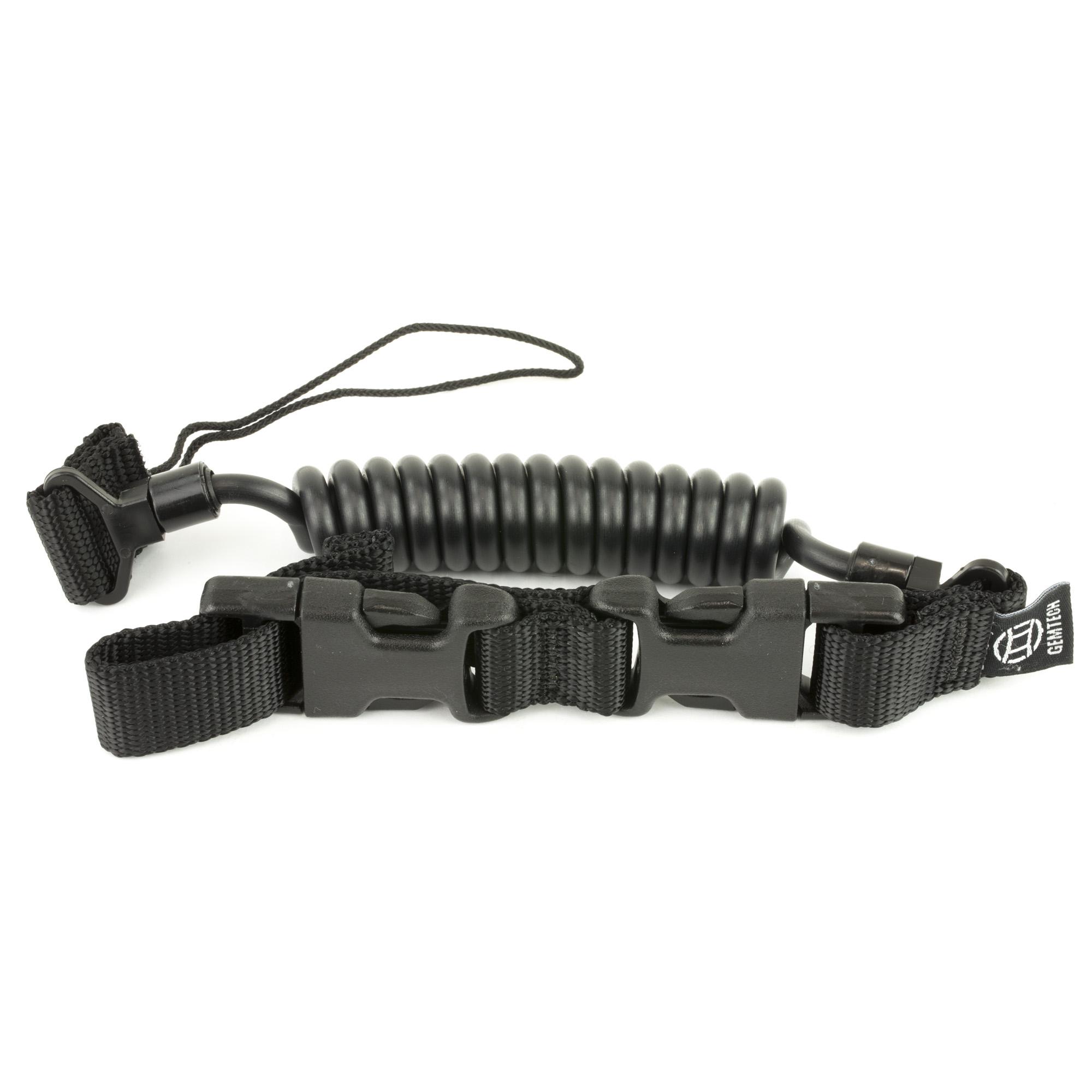 Gemtech Tactical Pistol Lanyard Blk