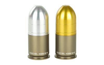 Gg&g 40mm Grenade Salt & Pepper Shak
