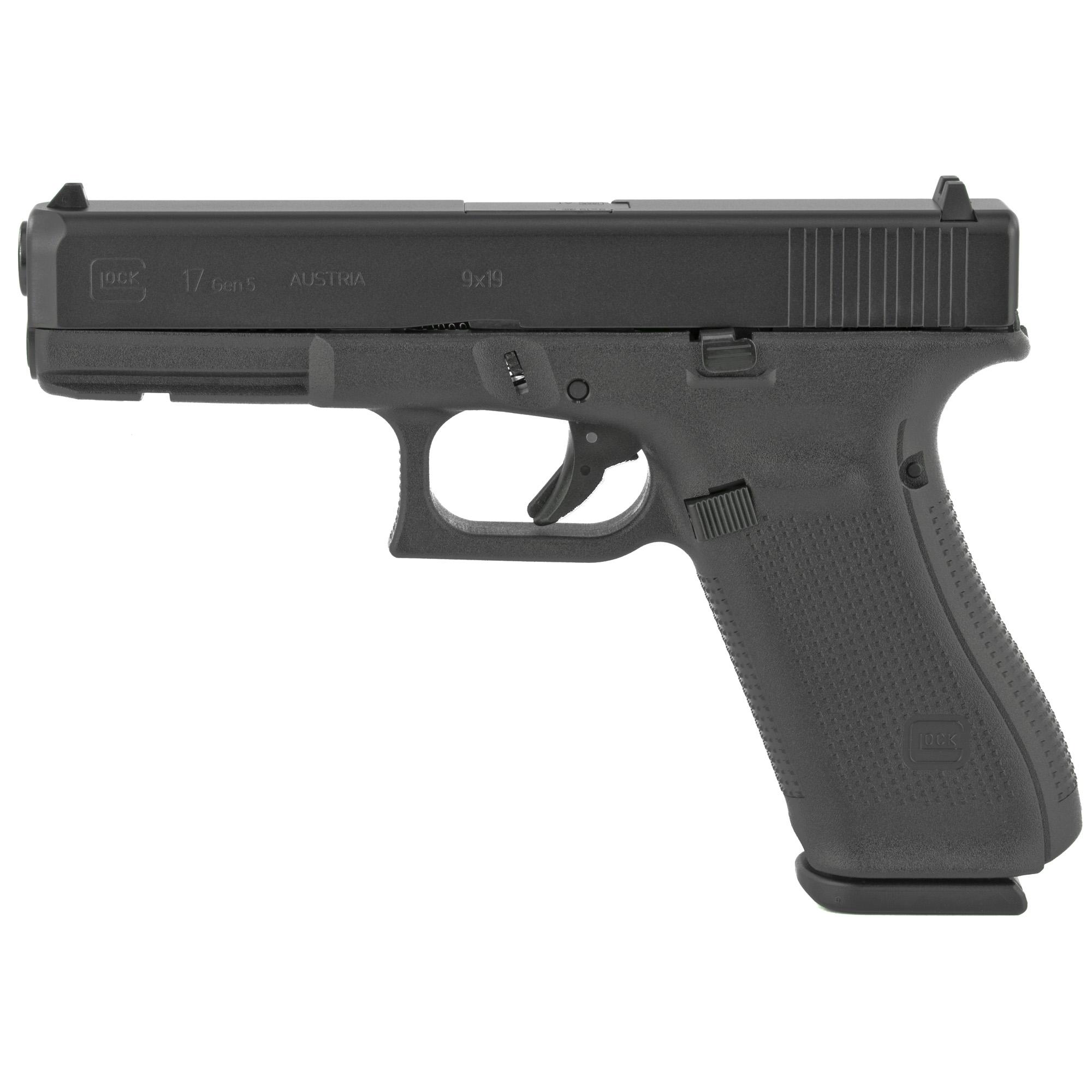 Glock 17 Gen5 9mm 10rd 3 Mags