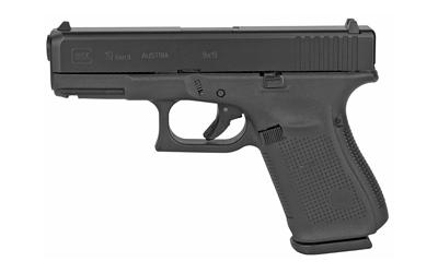 Glock 19 Gen5 9mm 10rd 3 Mags
