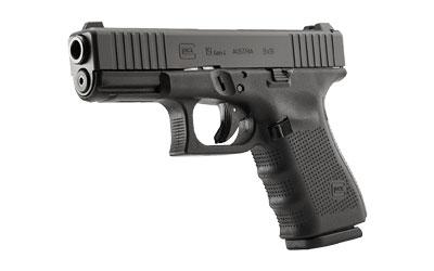 Glock 19 Gen4 9mm 15rd Frt Serr