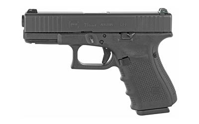 Glock 19 Gen4 9mm 10rd Fs Gns 3mags