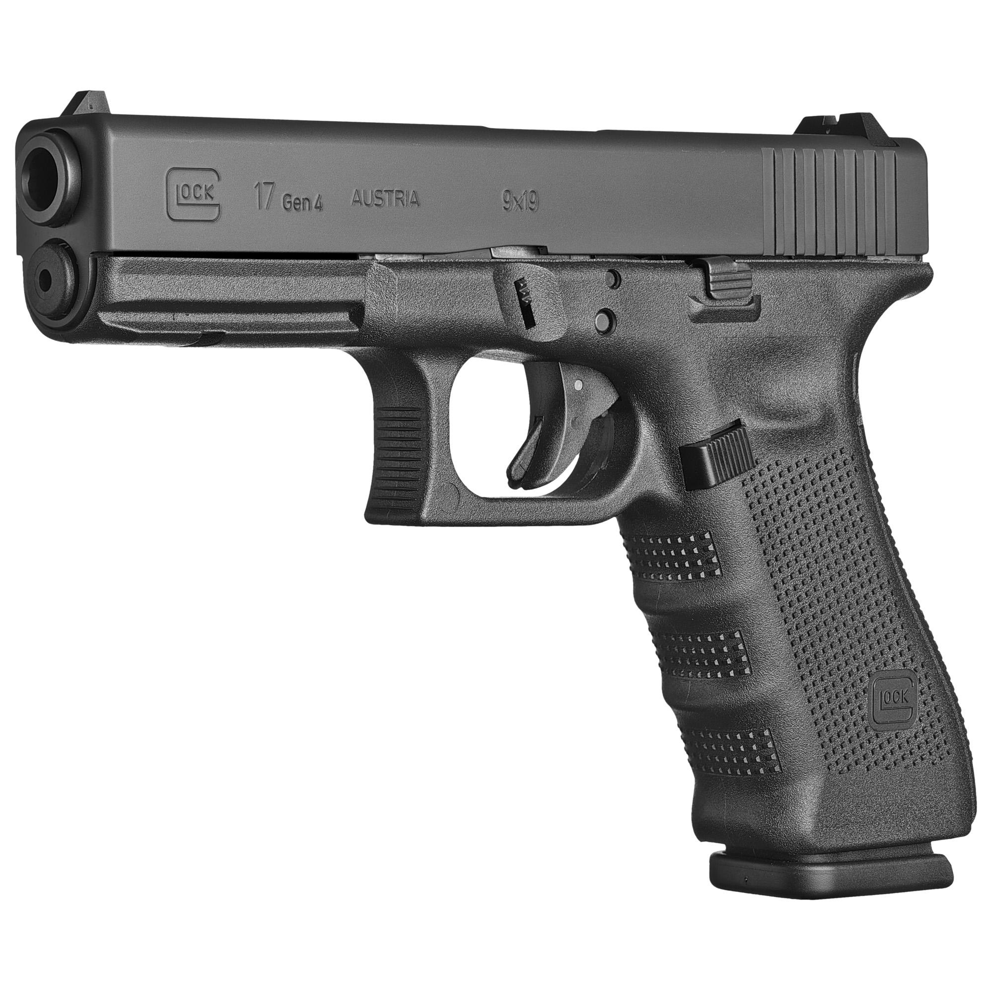 Glock 17 Gen4 9mm 17rd Fs Rebuilt