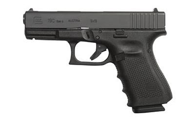 Glock 19c Gen4 9mm 15rd Reb