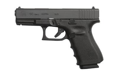 Glock 19c 9mm 15rd Rebuilt