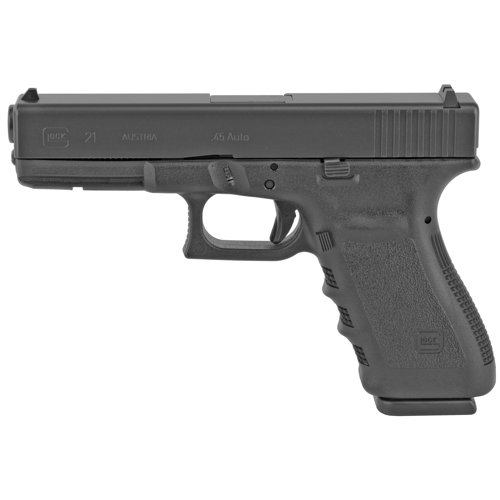Glock 21sf 45acp 13rd Rebuilt
