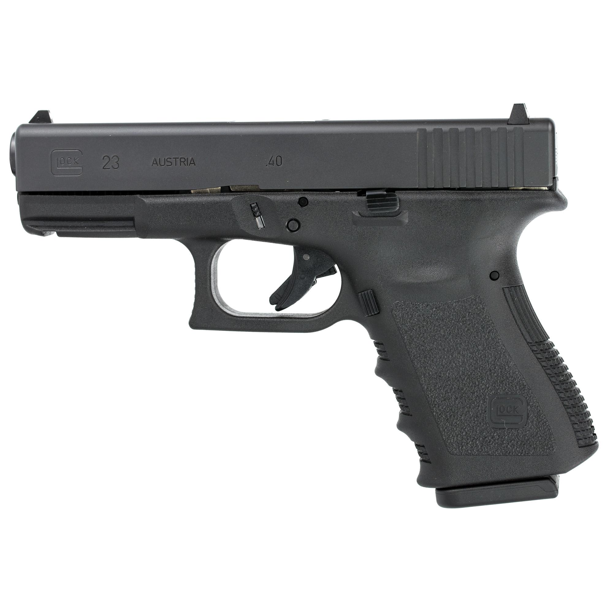 Glock 23 40sw 13rd Rebuilt