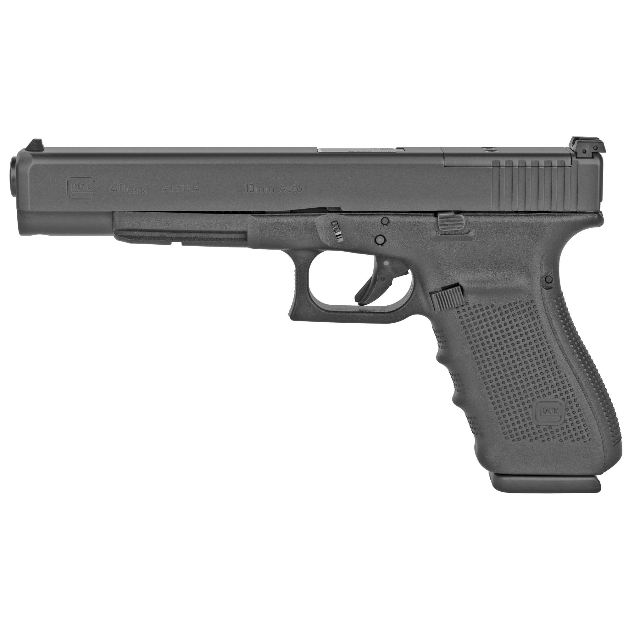 Glock 40 Gen4 10mm 15rd Mos Rebuilt