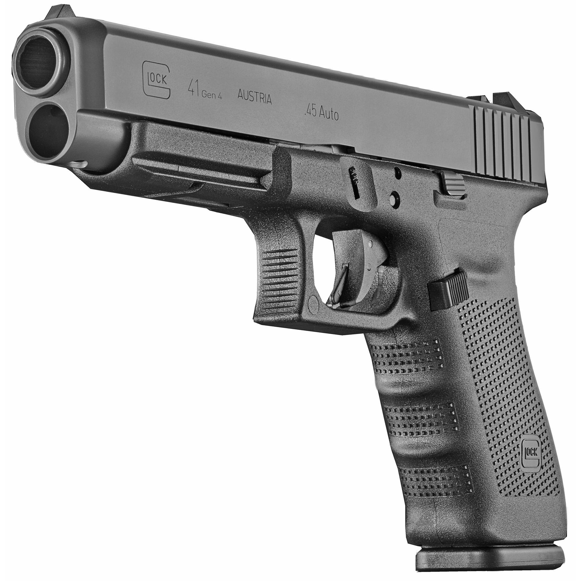 Glock 41 Gen4 45acp 13rd Rebuilt