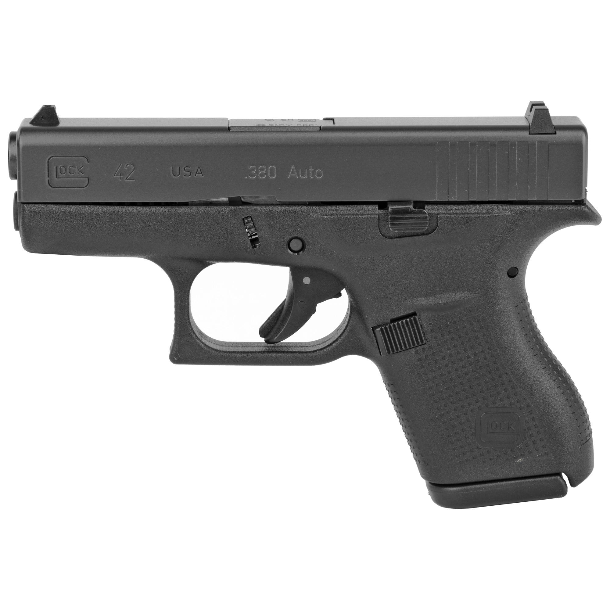 Glock 42 380acp 6rd Rebuilt
