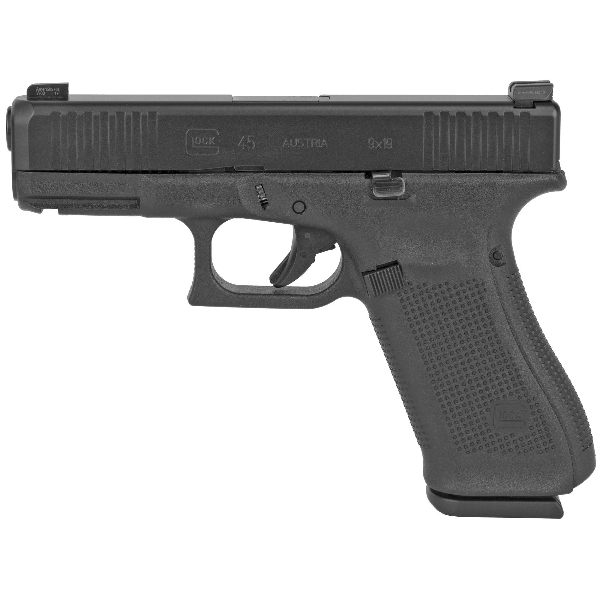 Glock 45 9mm 17rd Rebuilt