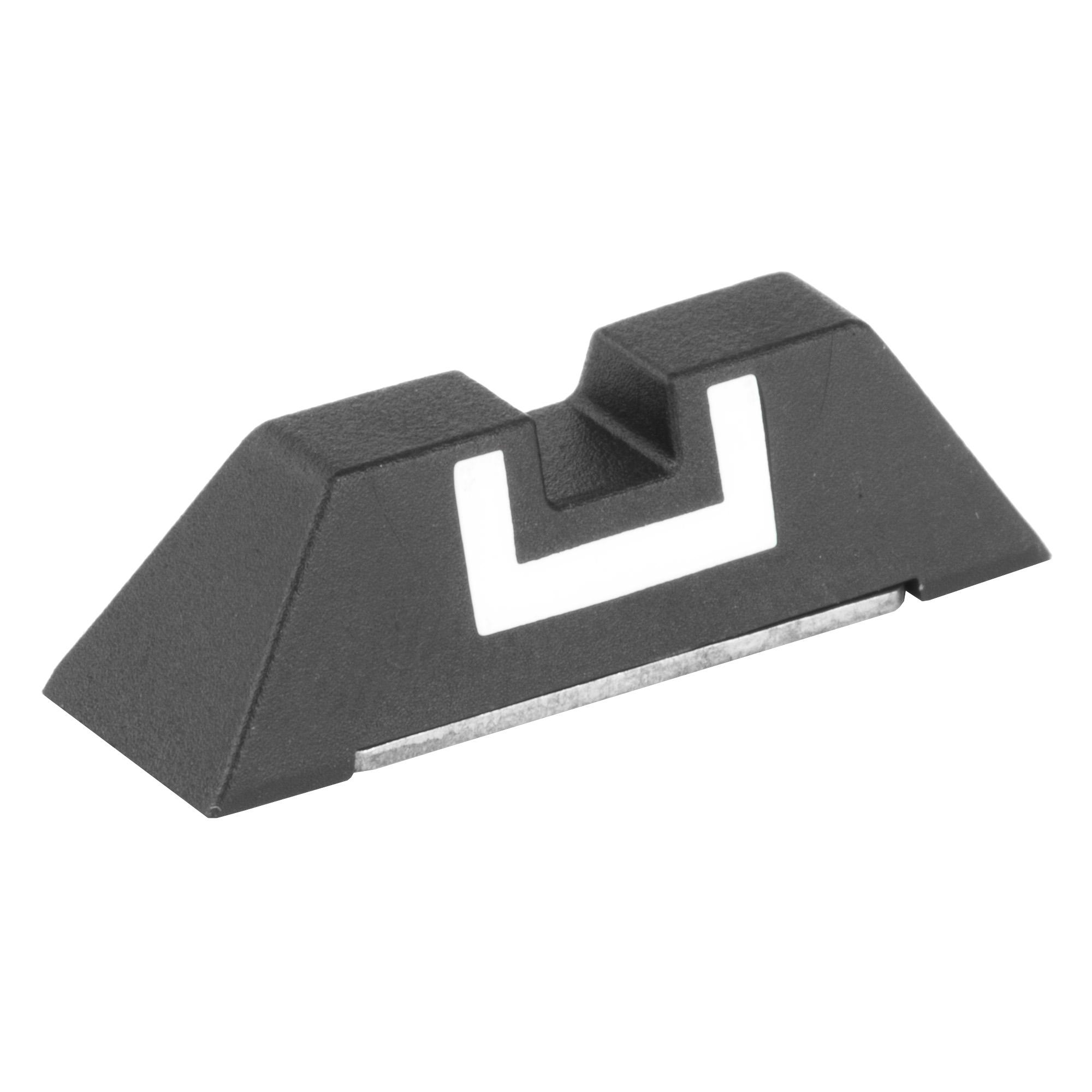 Glock Oem Fxd Rear Sight 6.5mm Poly
