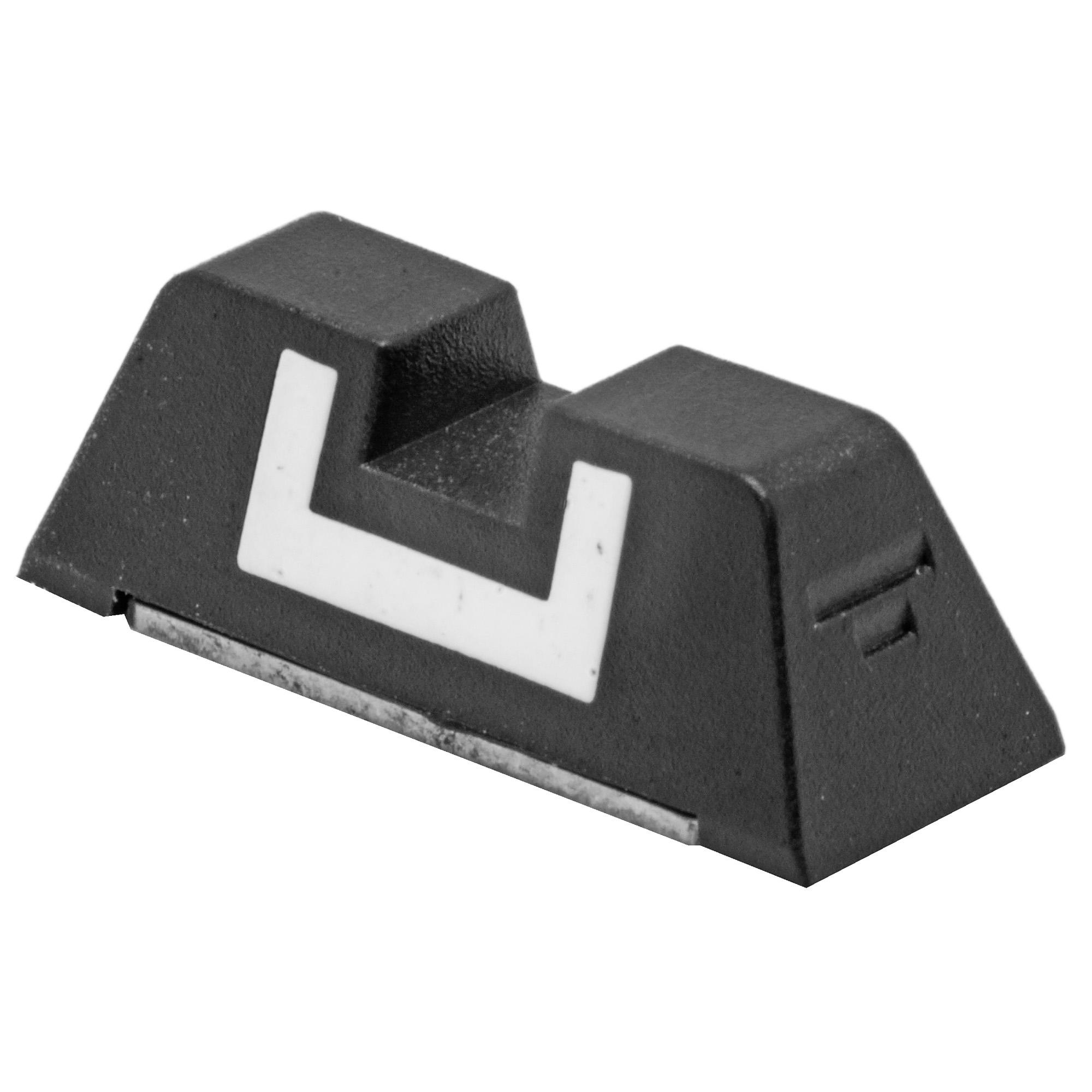 Glock Oem Sight Poly Fixed Rear 6.1