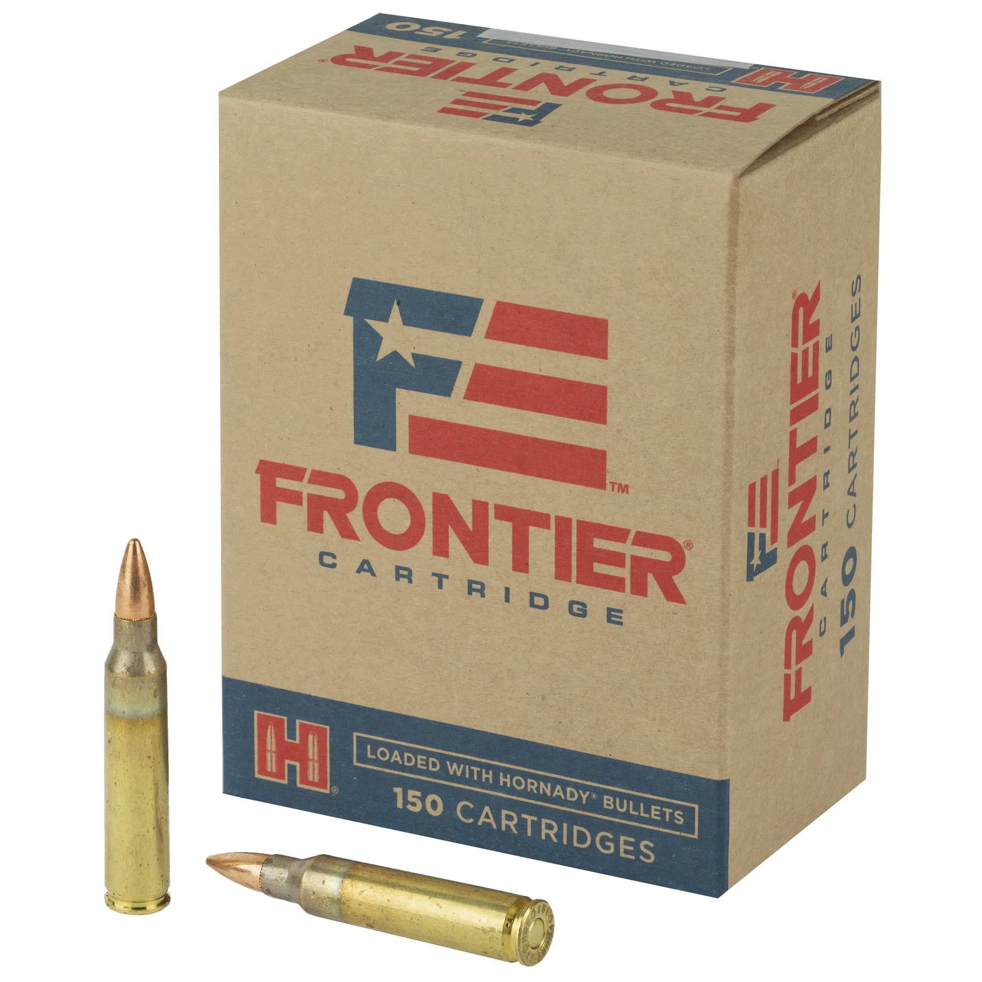 Frontier 223rem 55gr Fmj 150/1200