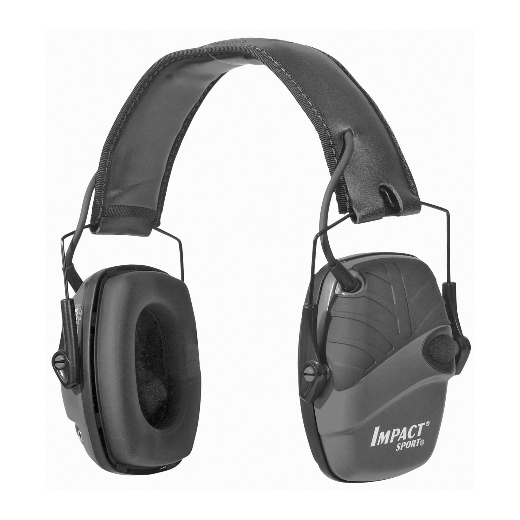 H/l Impact Sport Dlx Headband Blk