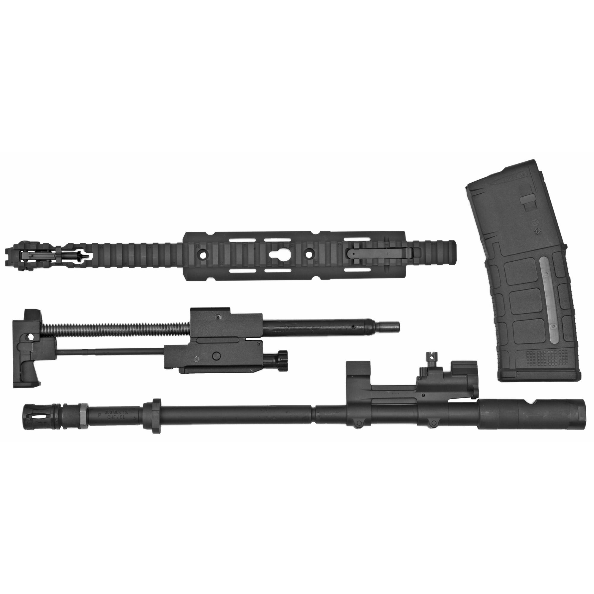 Iwi Tav0r X95 Conv Kit 300blk Rh