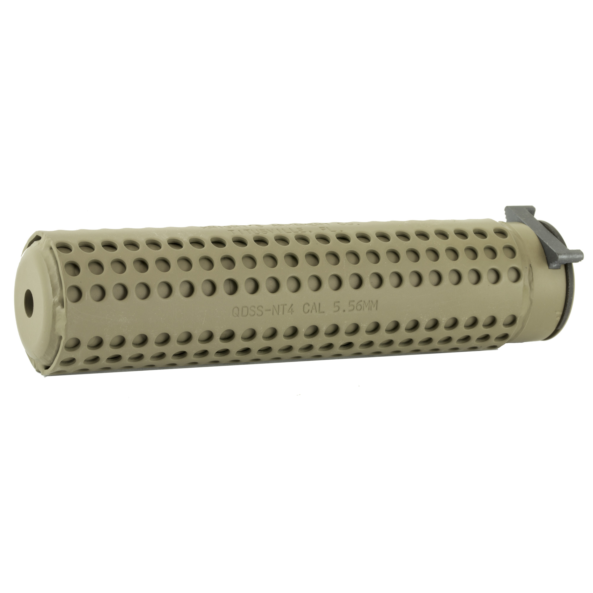 Kac 556qdss-nt4 Sprsr Kit 5.56mm Fde
