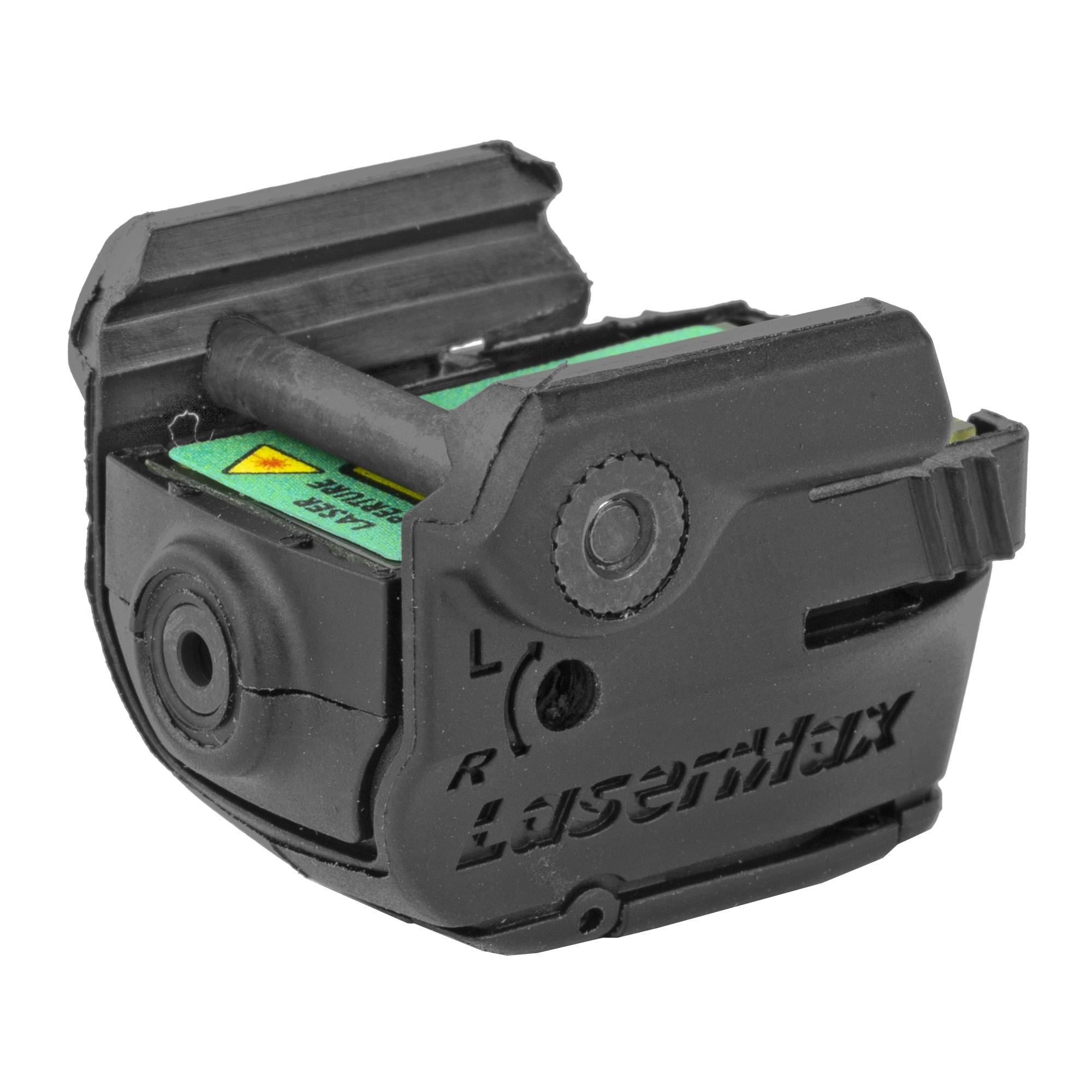 Lasermax Lms-micro Rail Mntd Lsr Grn