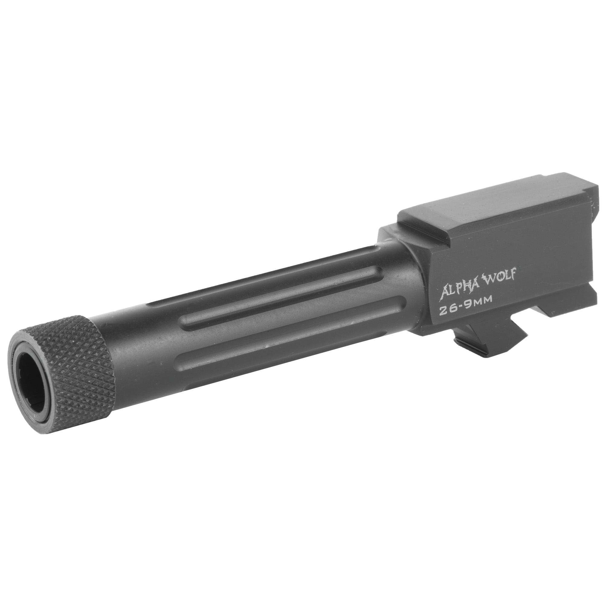 Lwd Alphawolf Bbl For G26 9mm Thrdd
