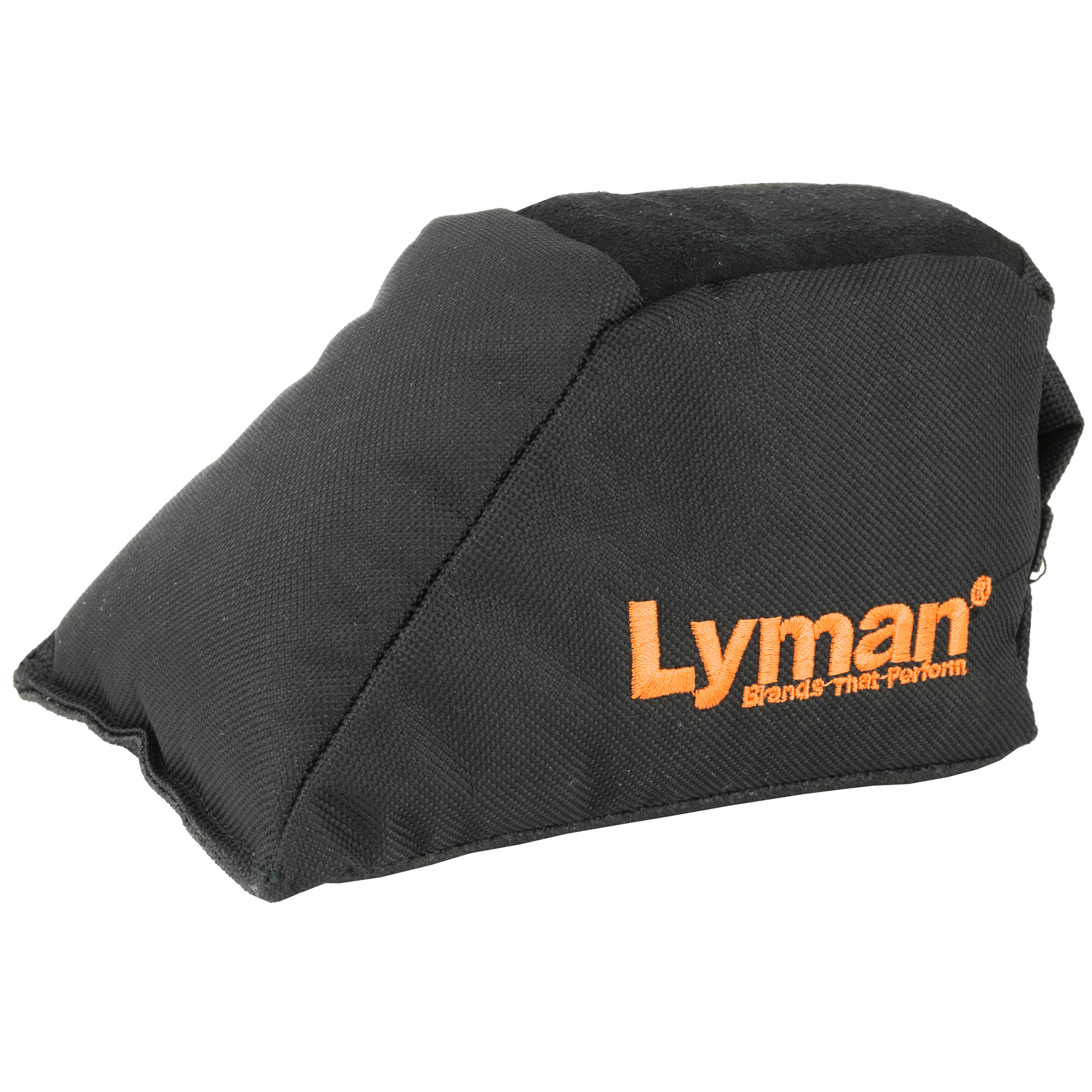 Lyman Wedge Shooting Bag Filled Blk