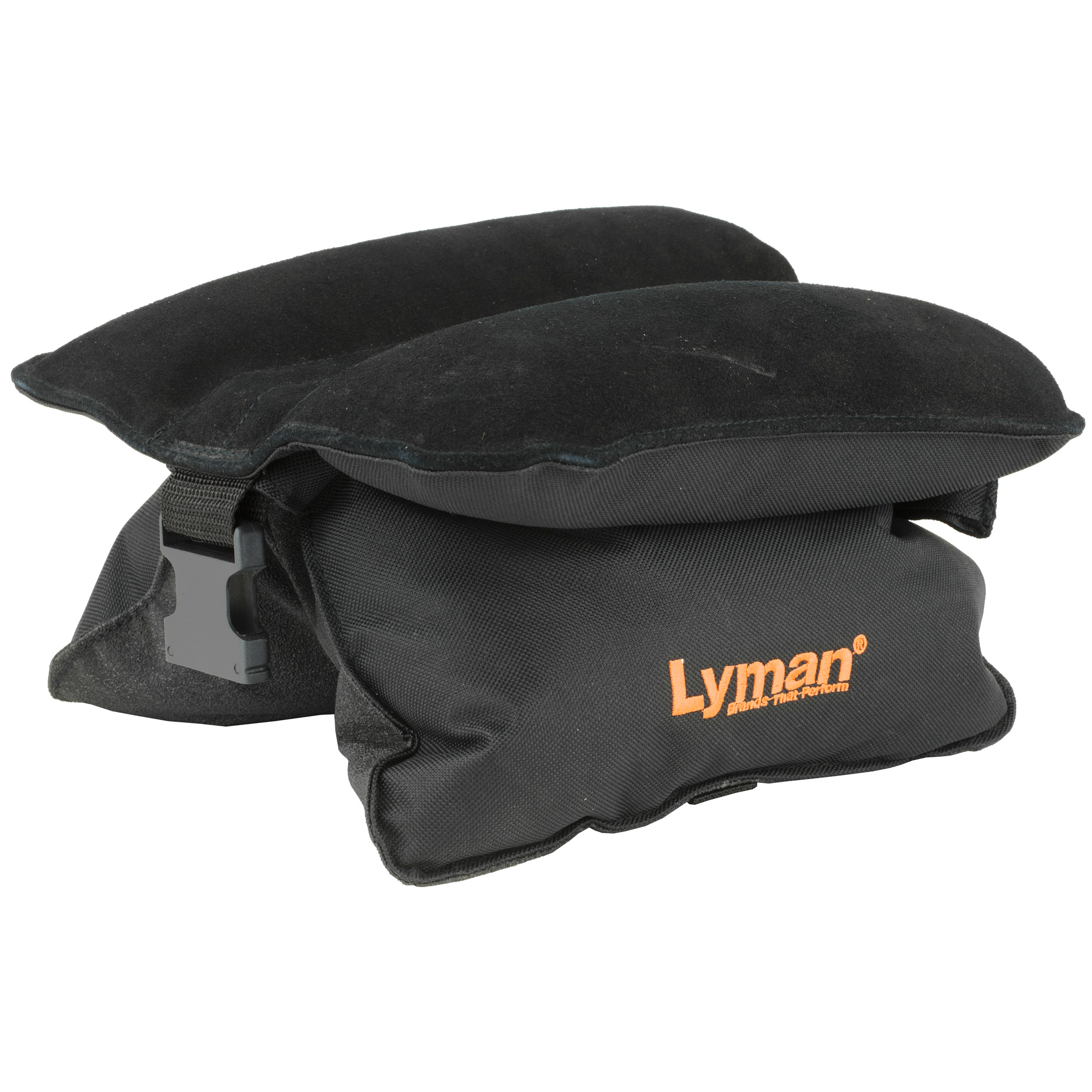 Lyman Match Shting Bag Filled Black