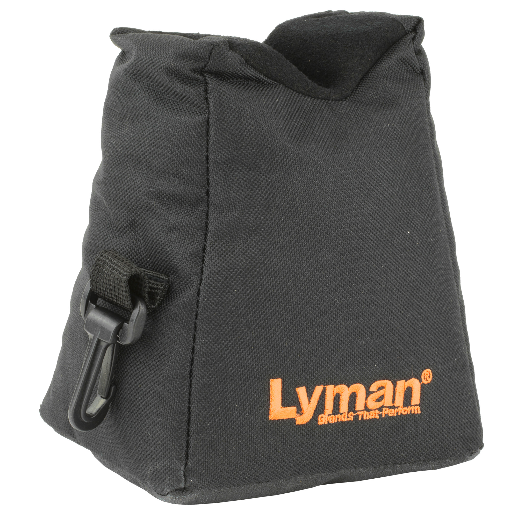 Lyman Crosshair Front Shting Bag Fld
