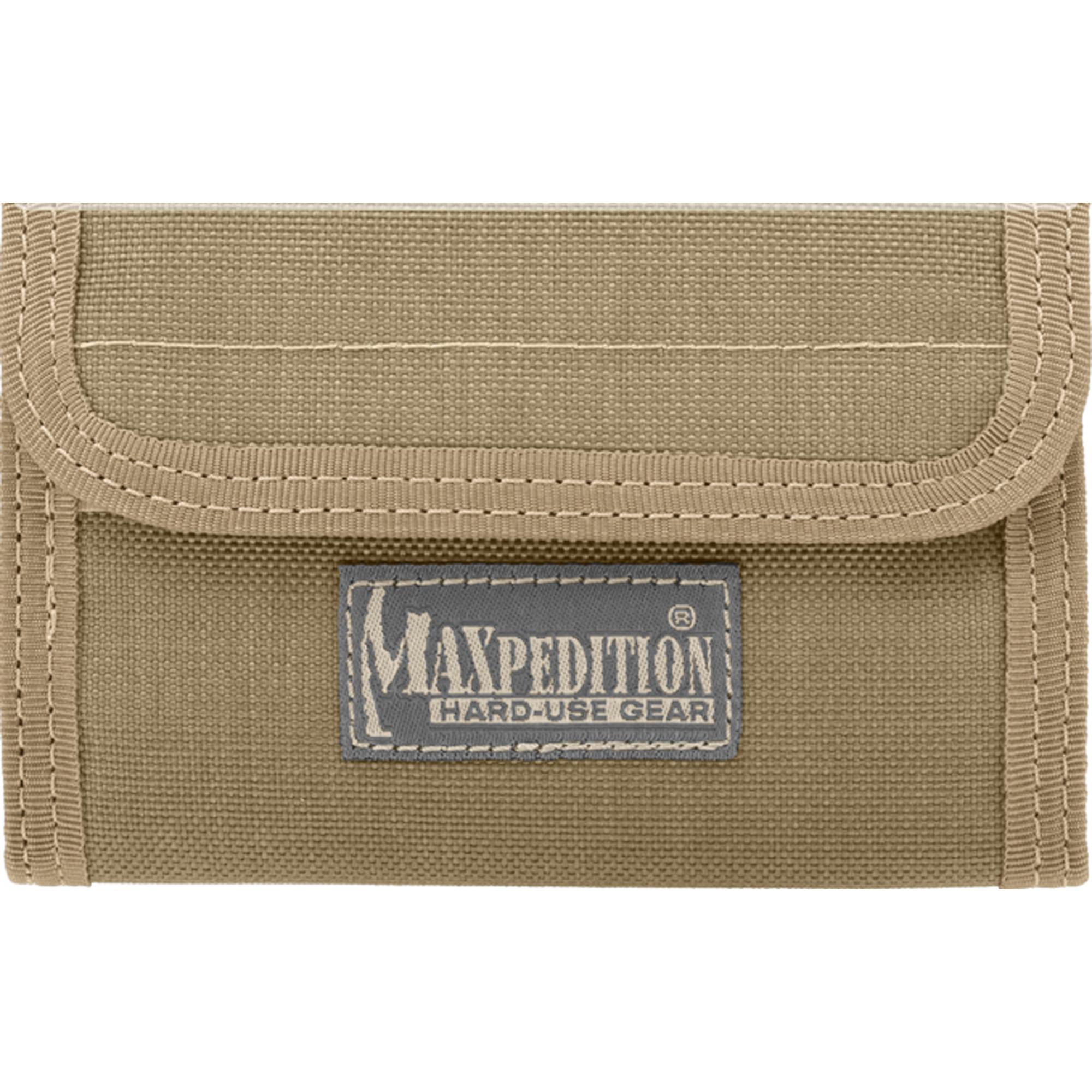 Maxpedition Spartan Wallet Khk
