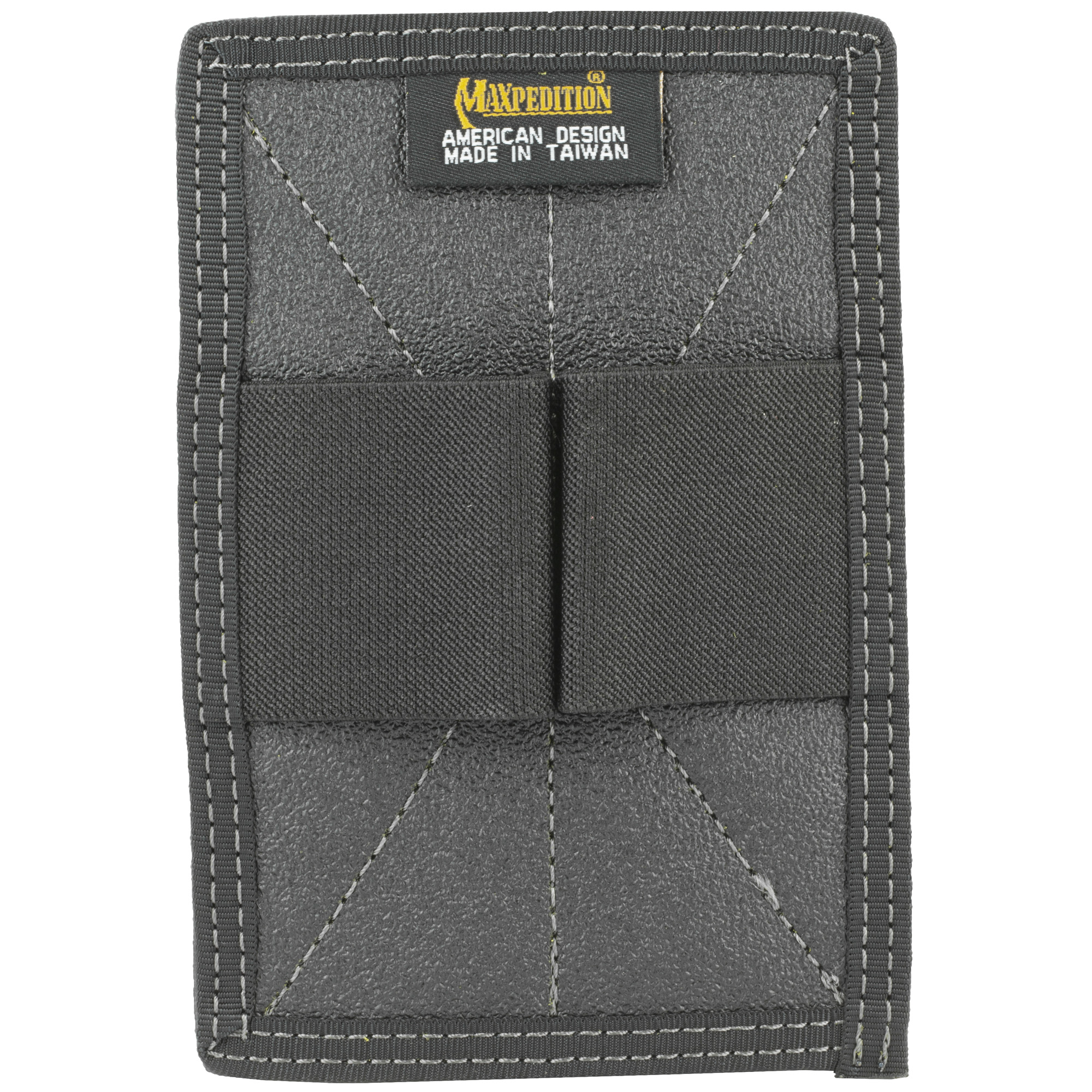 Maxpedition Magazine Pouch Insert, Holds 2 Magazines, Ambidextrous, Bl...