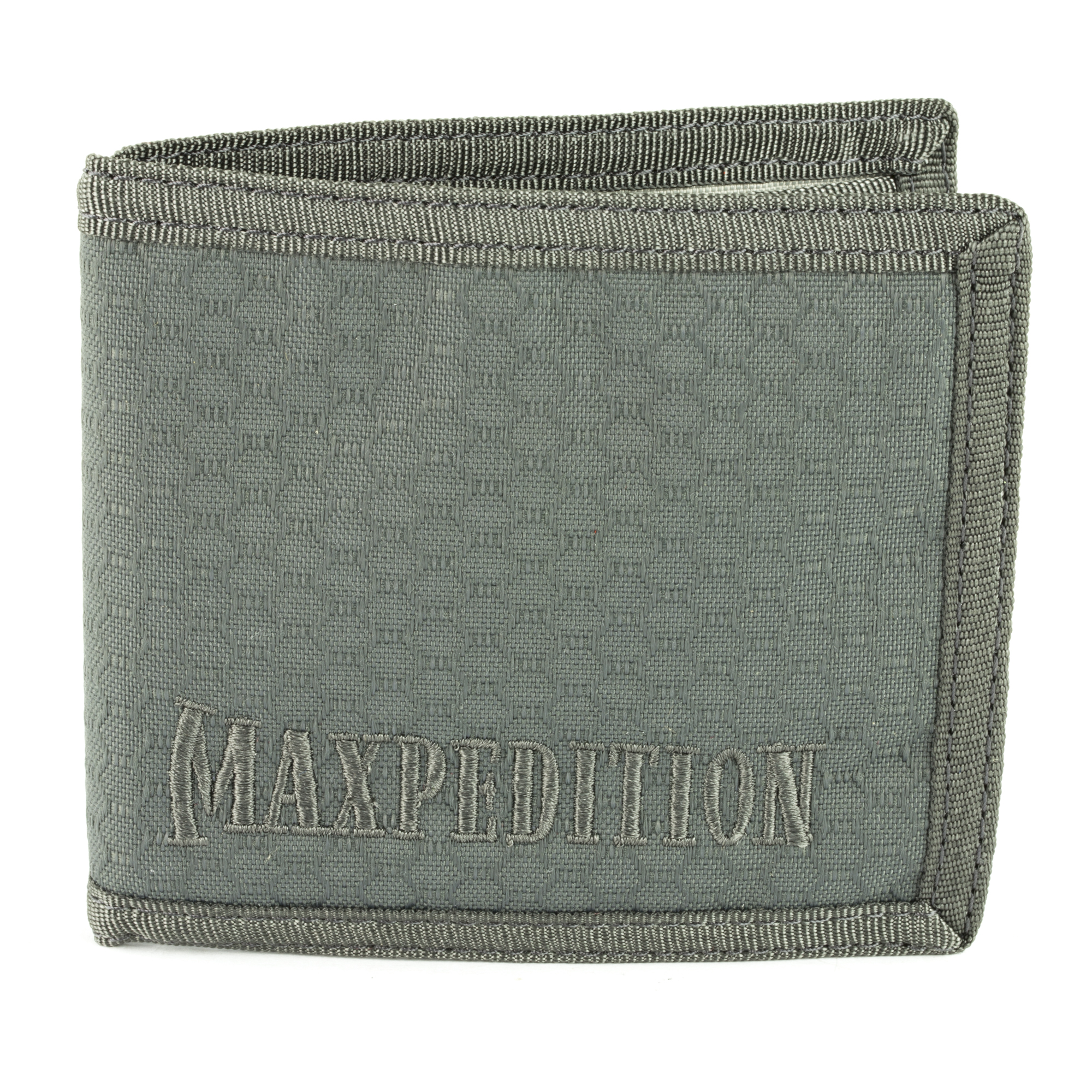 Maxpedition Bfw Bi Fold Wallet Gry