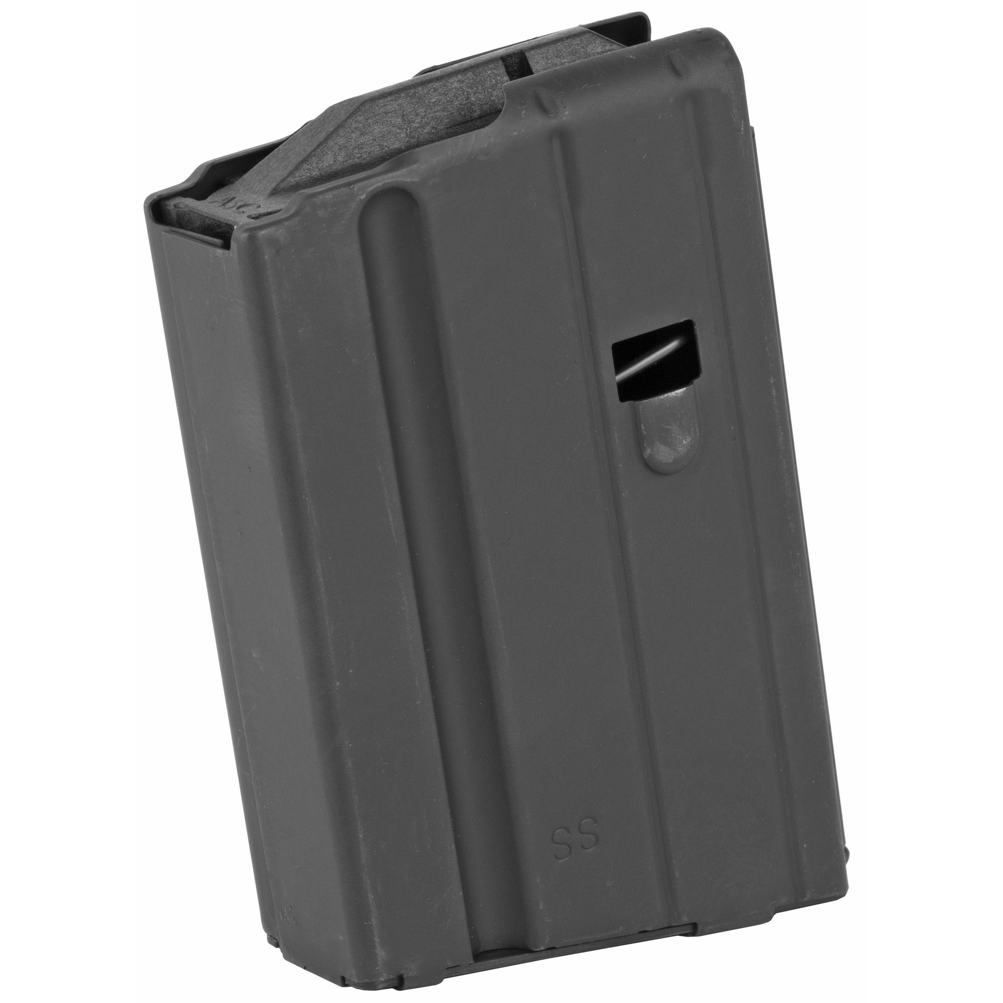 Mag Asc Ar 7.62x39 10rd Sts Blk
