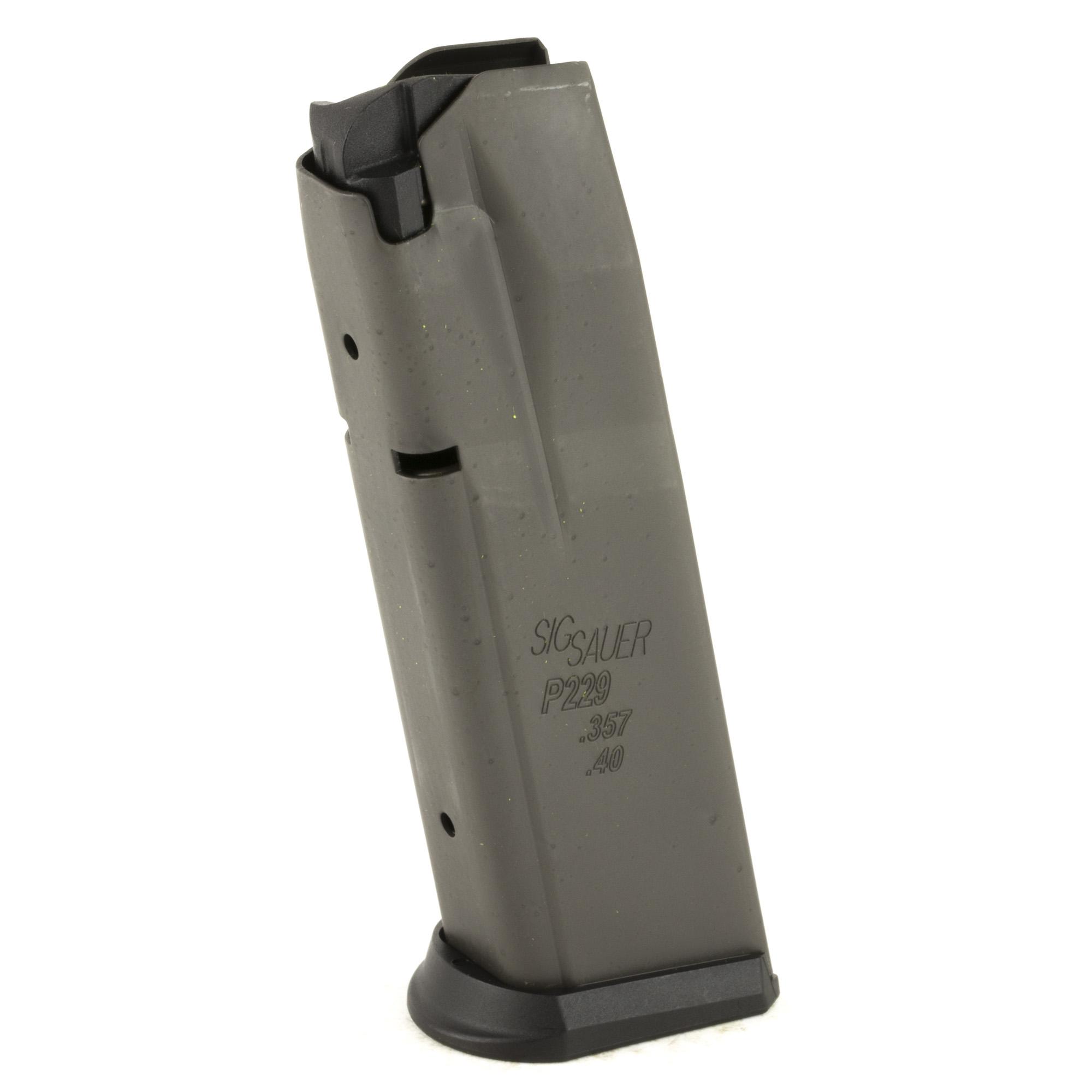 Mag Sig P229 357/40 12rd Bl