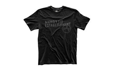 Magpul Annoy Establish Tshrt Blk L