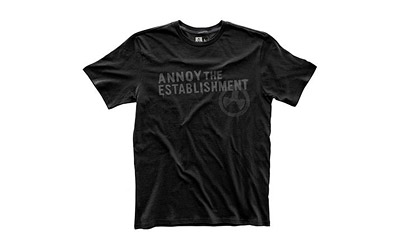 Magpul Annoy Establish Tshrt Blk M
