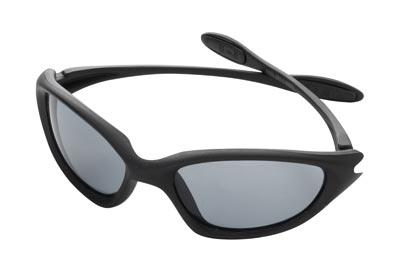 Champion Traps & Targets Shooting Glasses, Black Frames, Smoke Grey Le...