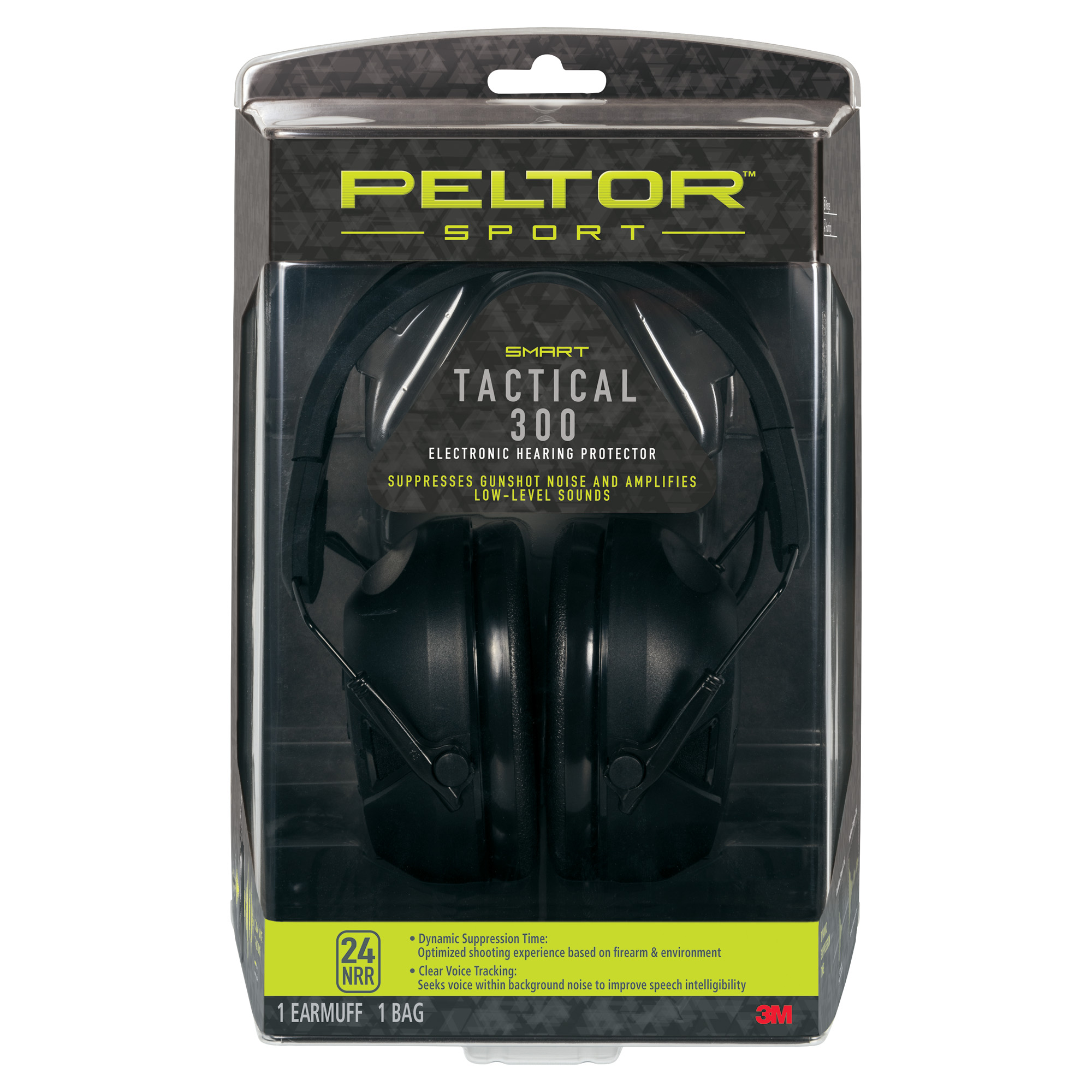 Peltor Sport Tac 300 Digital Nrr24