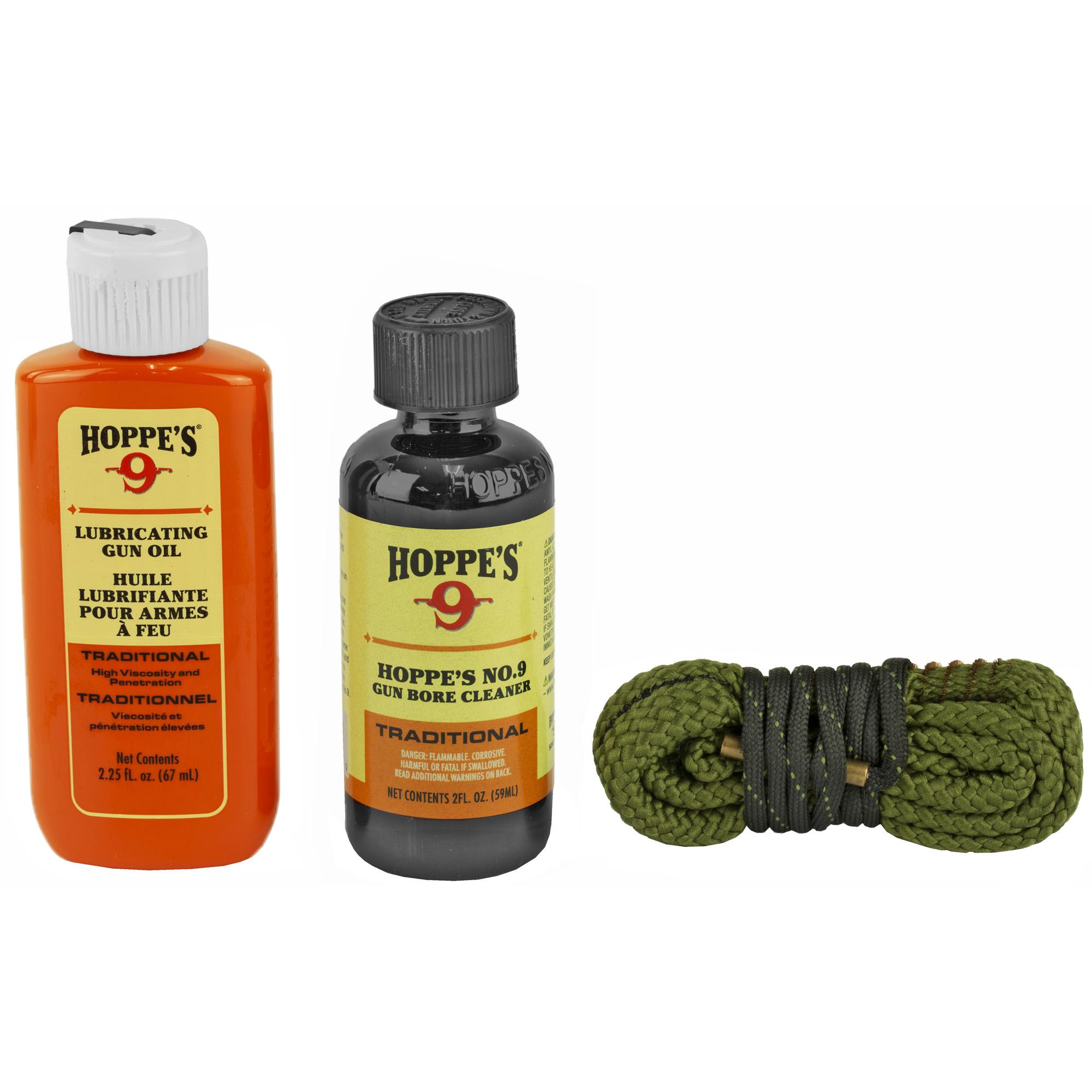 Hoppes 1 2 3 Done Pstl Kit 9mm