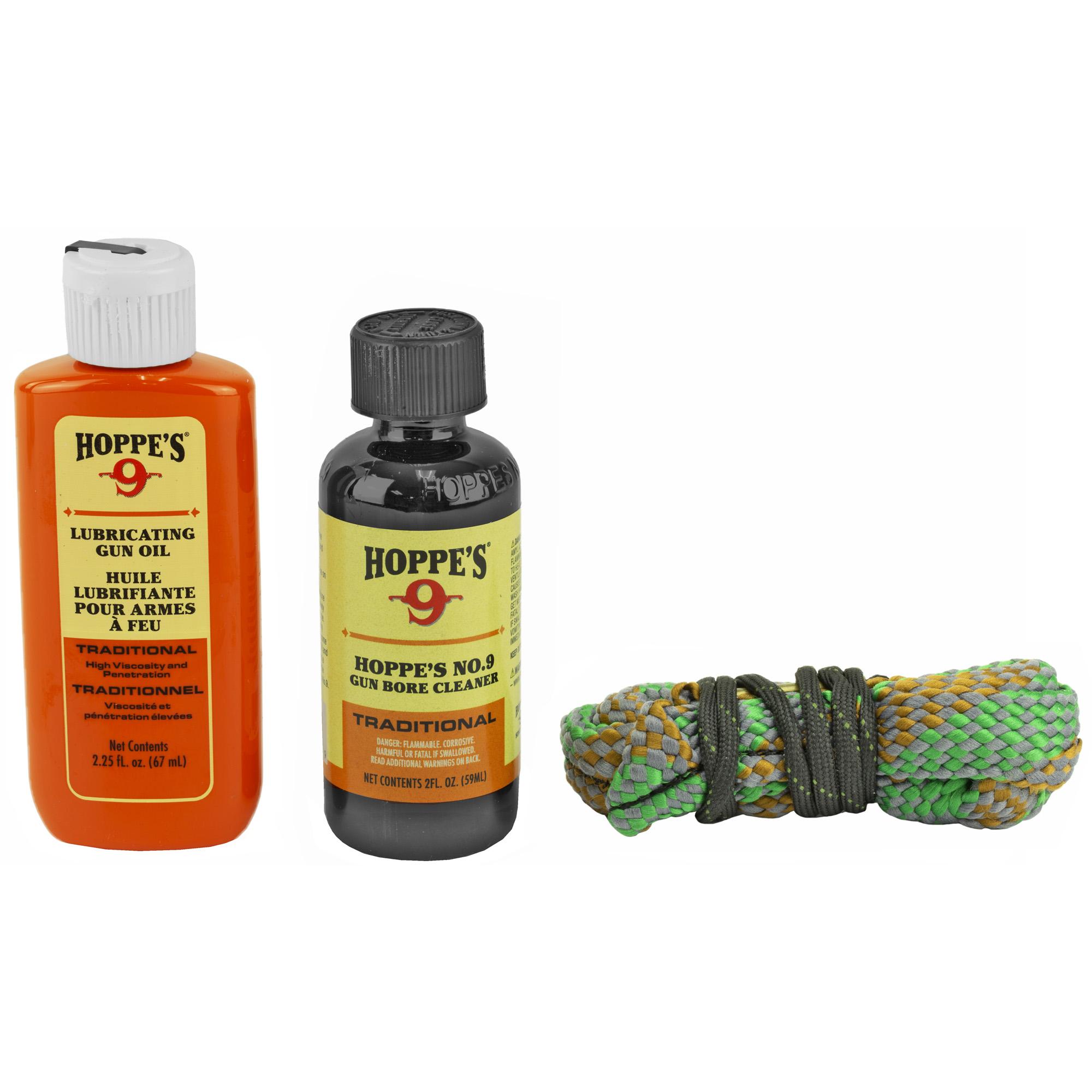 Hoppes 1 2 3 Done Pstl Kit 40cal