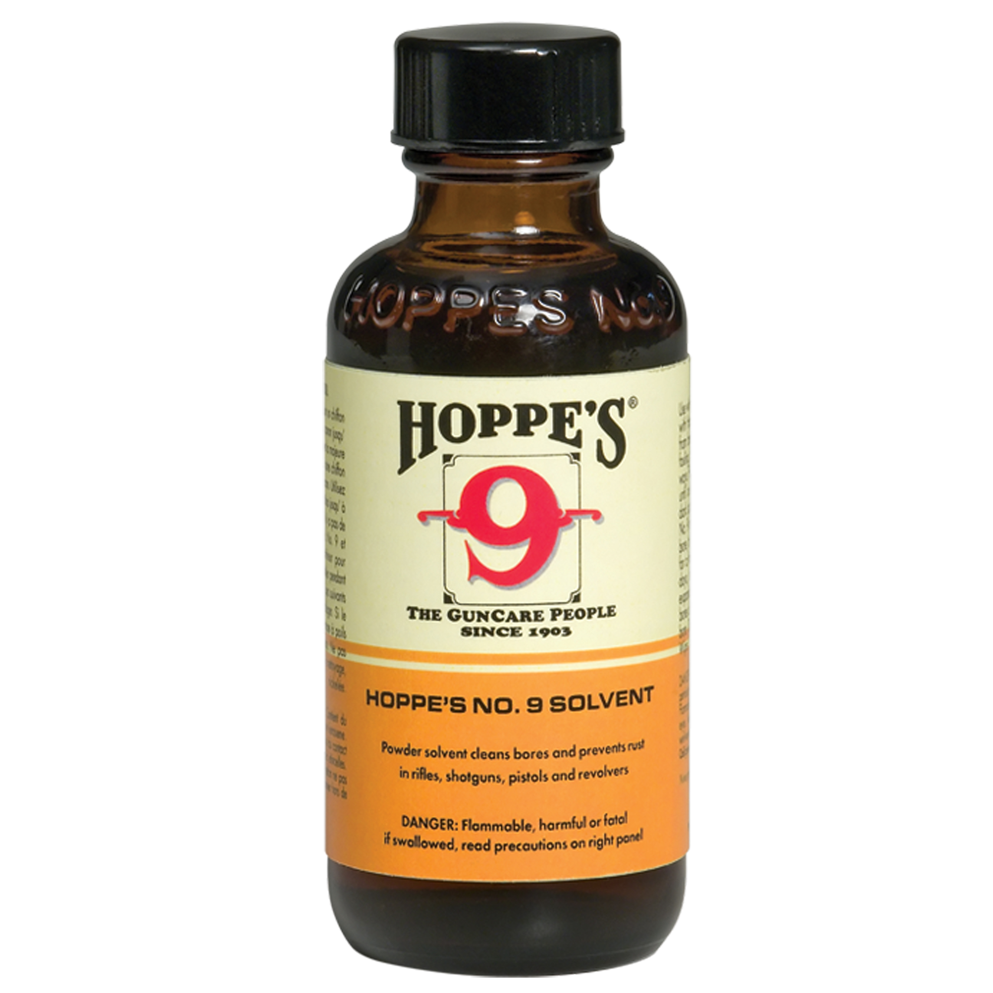 Hoppes #9 2oz Bottle 10pk