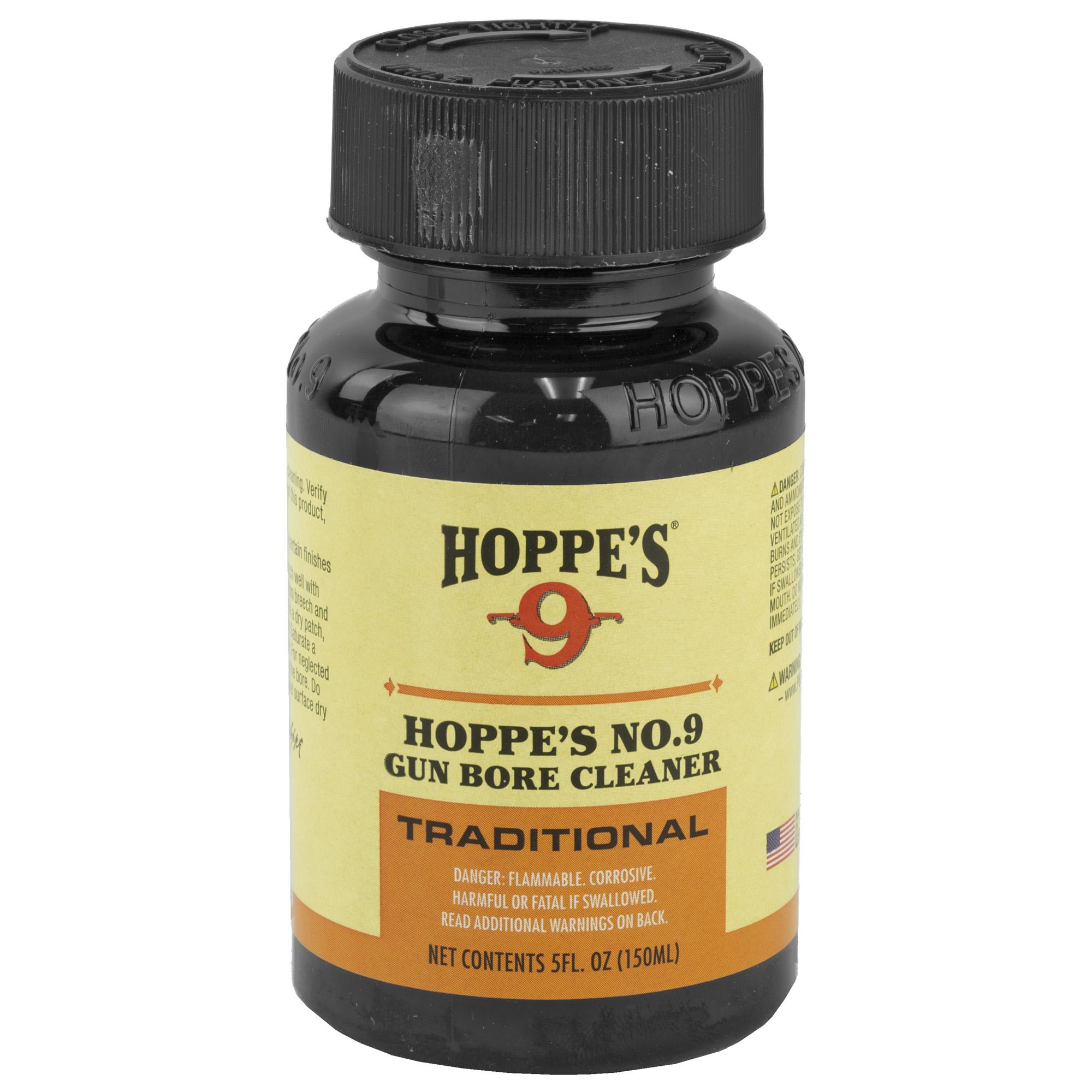 Hoppes #9 5oz Gun Bore Cleaner 10pk