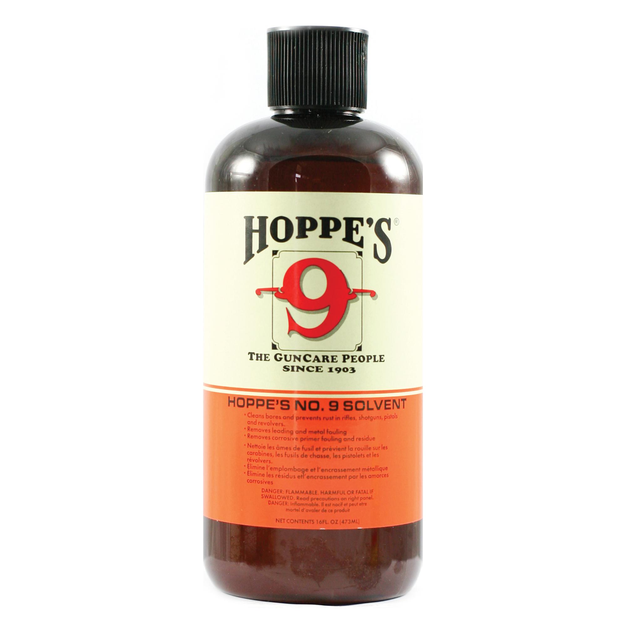 Hoppes #9 Gun Bore Cleaner Pint 10pk