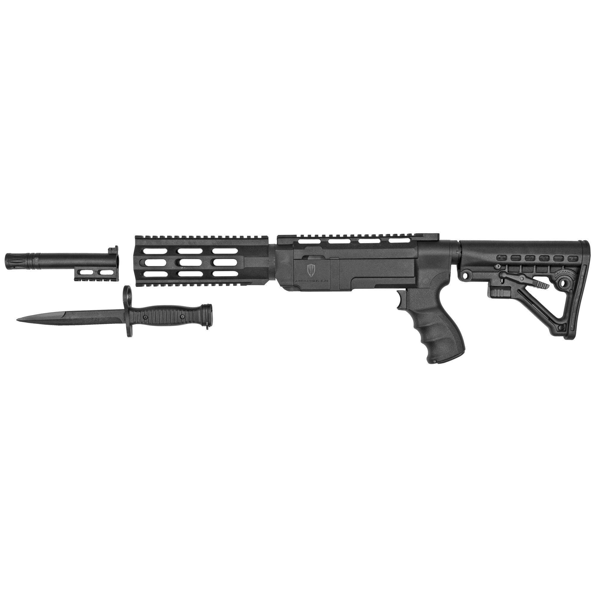 Archangel 10/22 Ars Rifle Pkg 6-pos