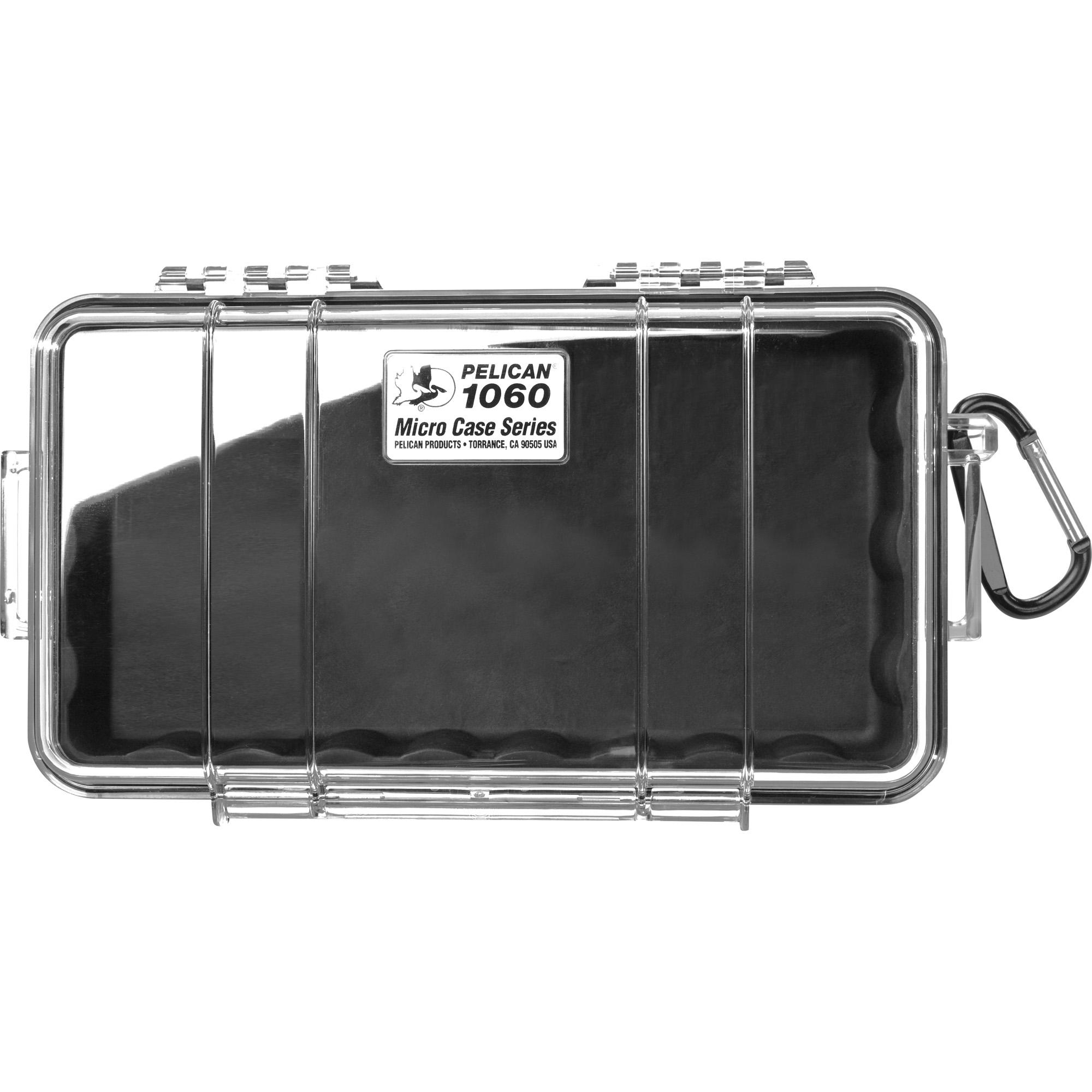 Pelican 1060 Micro Case Wl/wi-bk Clr