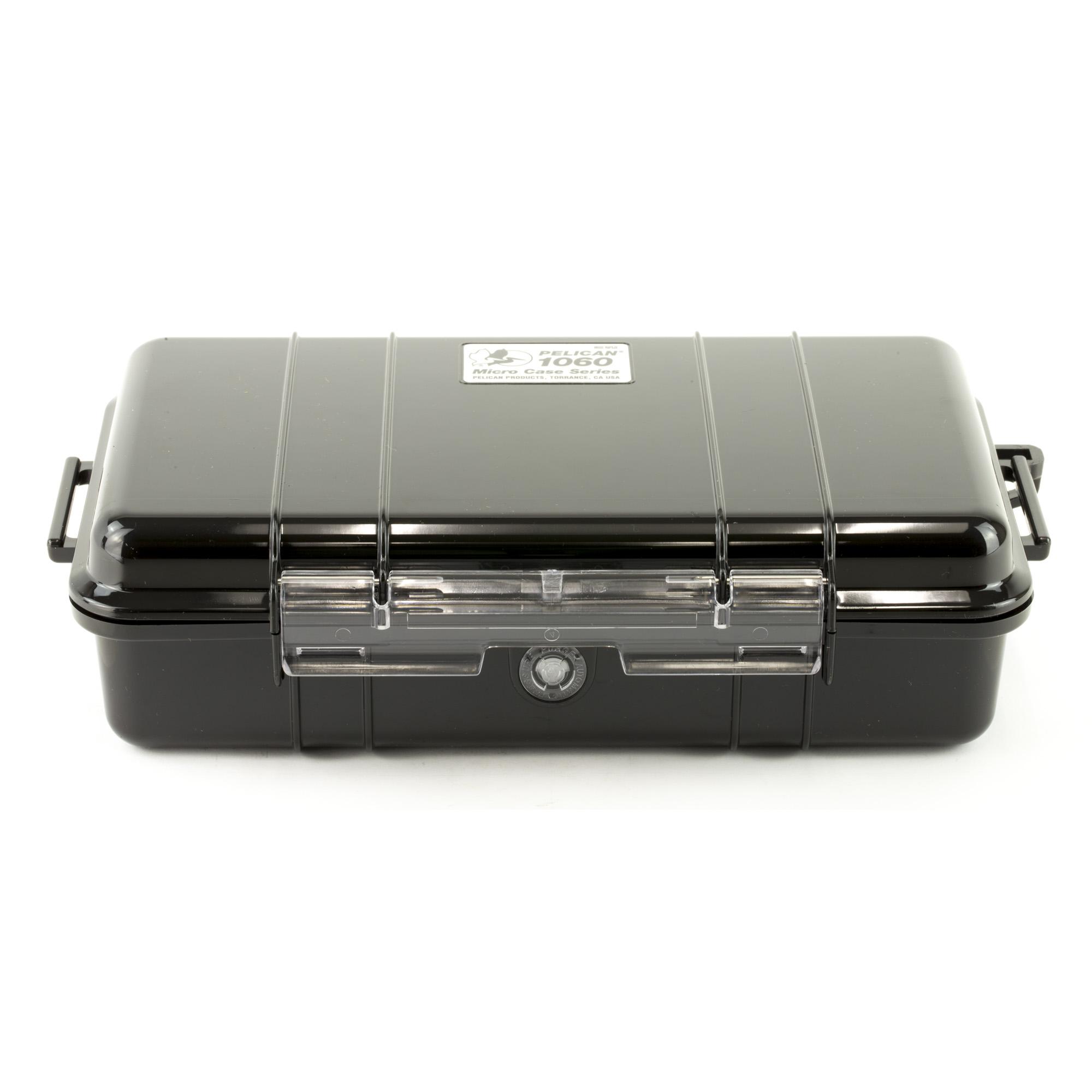 Pelican Case 8.25 X 4.25 X 2.25 Blk