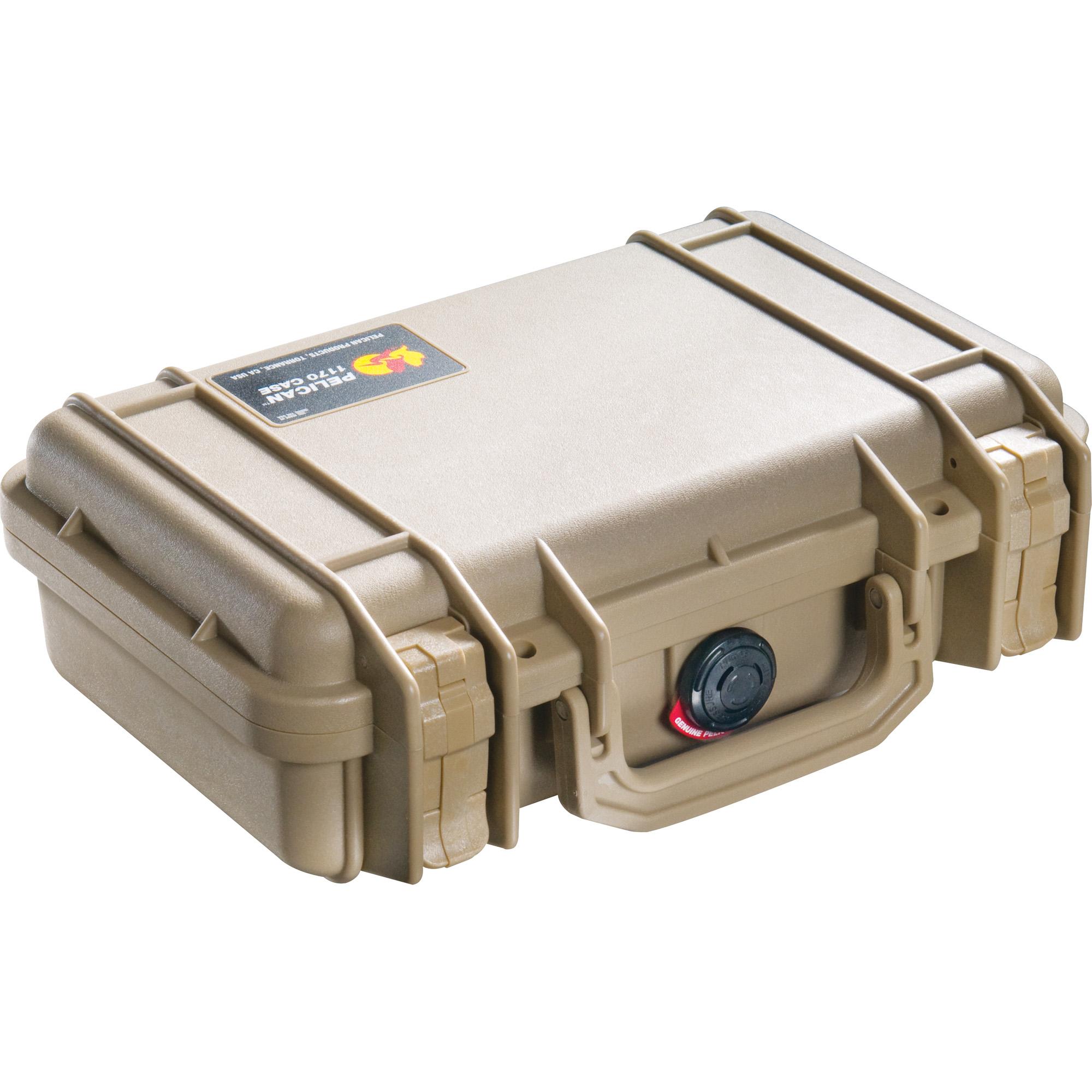 Pelican 1170 Protector Case Tan