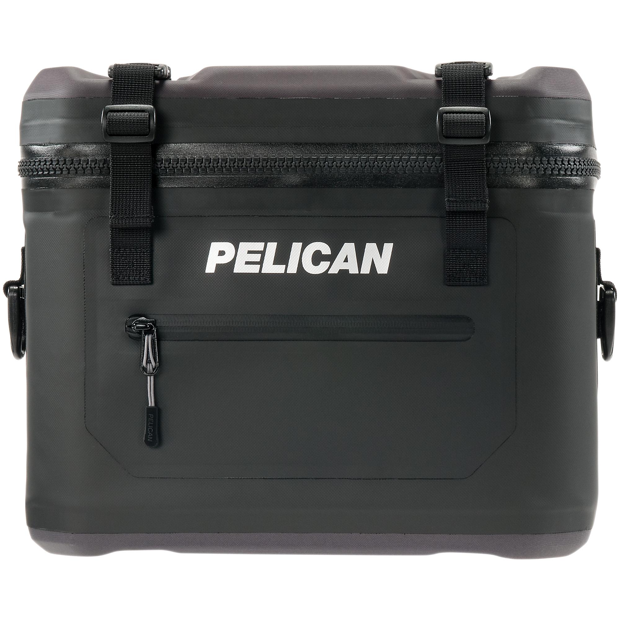 Pelican Sc12 Soft Cooler 12cans Blk