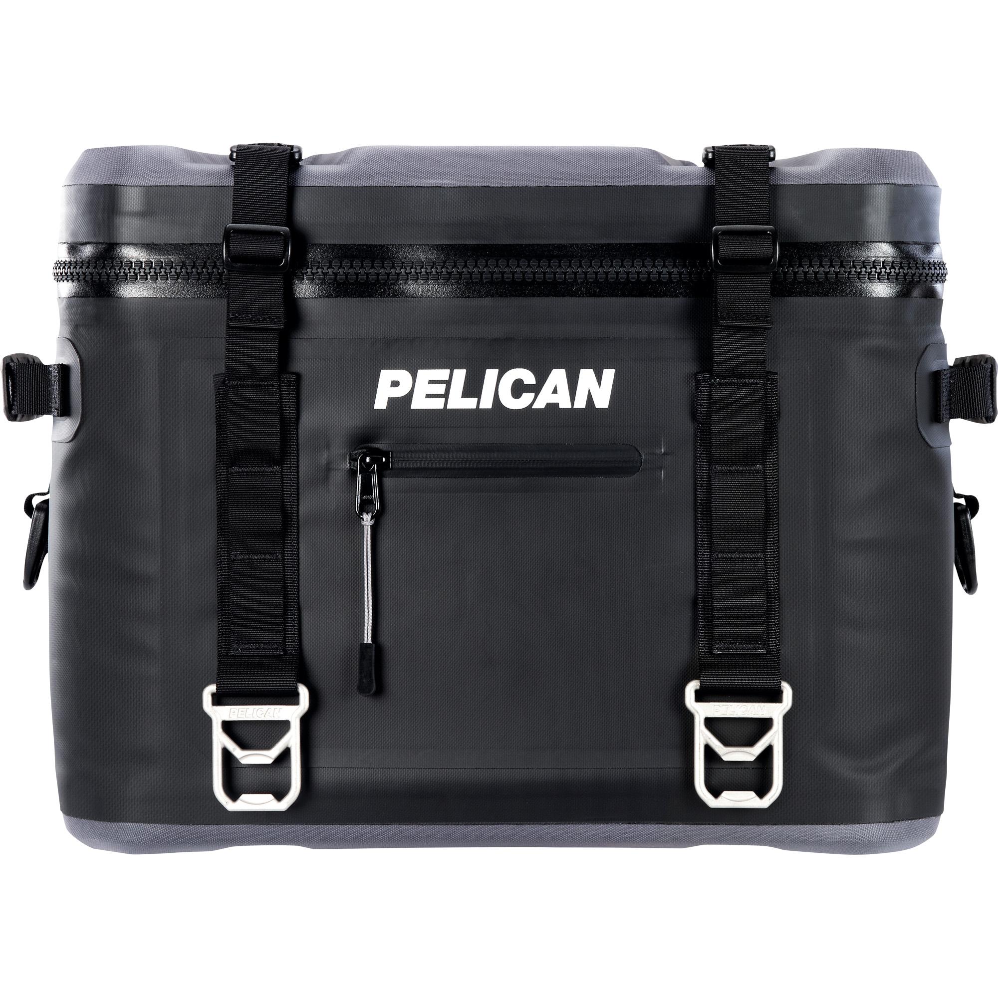 Pelican Sc24 Soft Cooler 24cans Blk