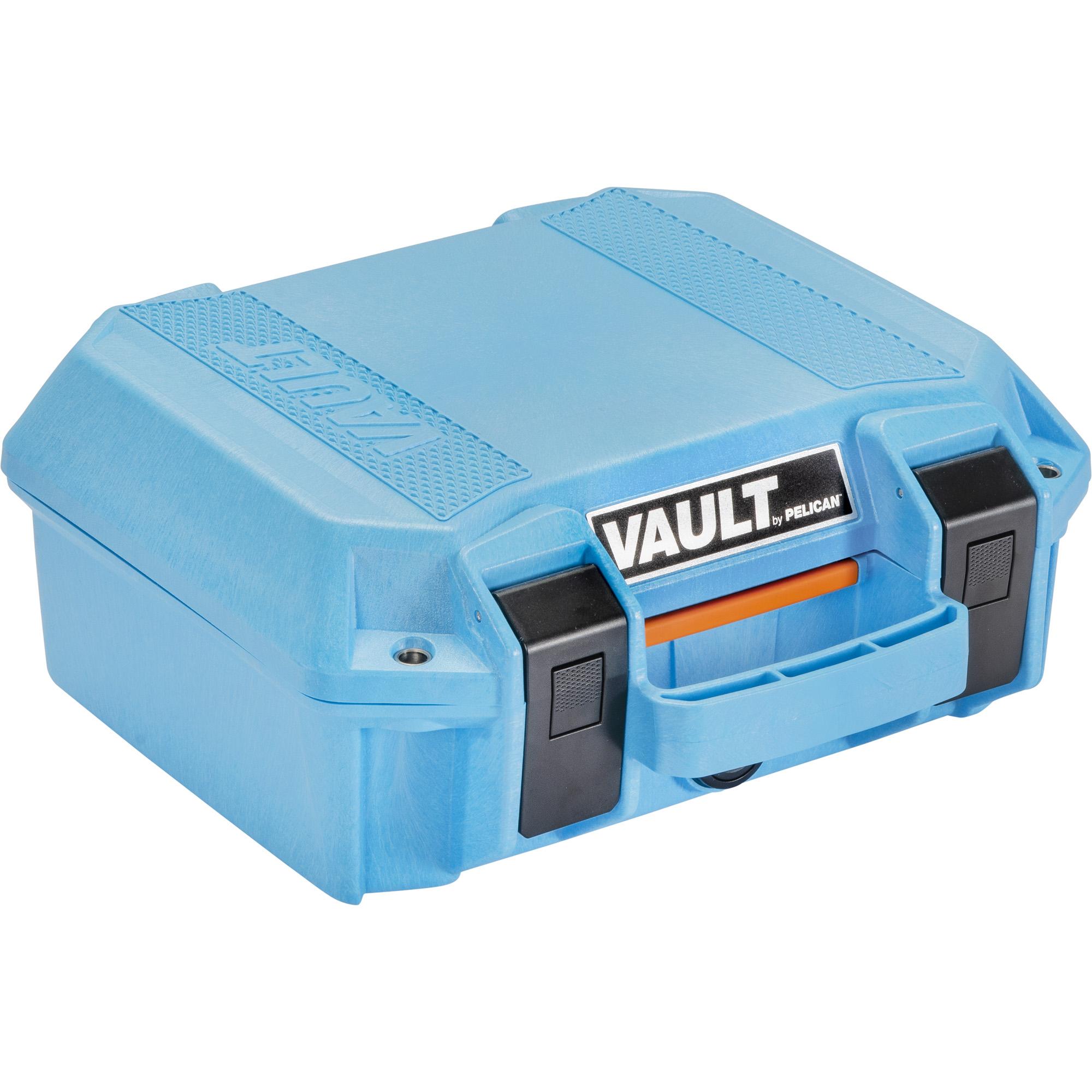 Pelican Vault V100 Pstl Cs Sml Blue