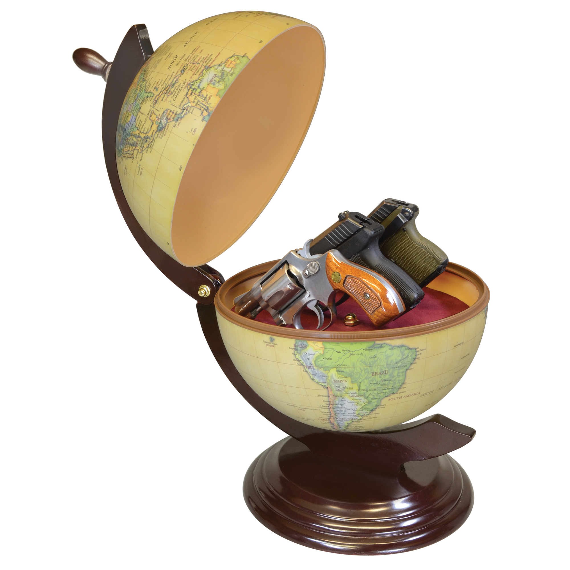 Ps Prod Concealment Gun Globe