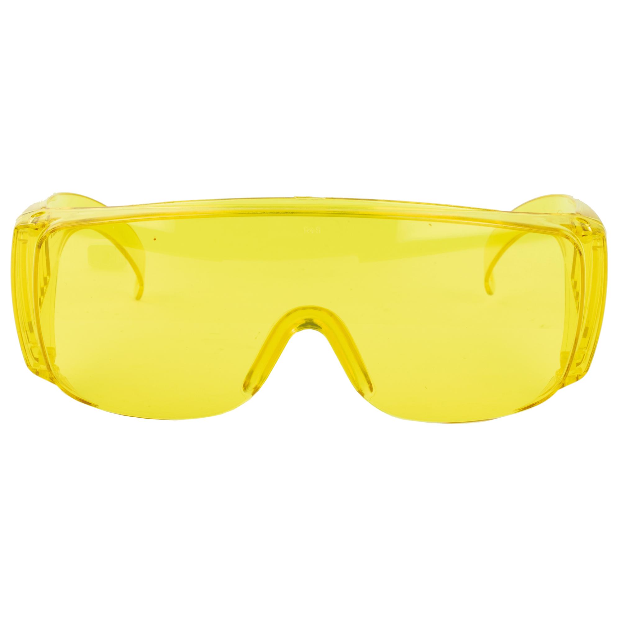 Radians Coveralls Amber Glasses Cvrs